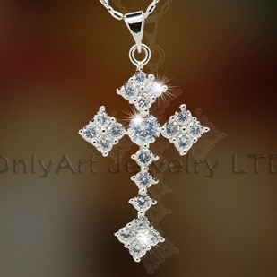 925 Pendant Necklace OAP0041