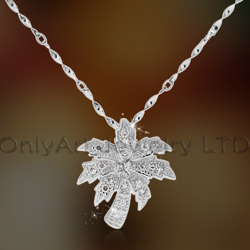 Wholesale Fly Bird Beautiful Cz Set Silver Pendant,High Luxury Fahsion Jewelry OAP0064