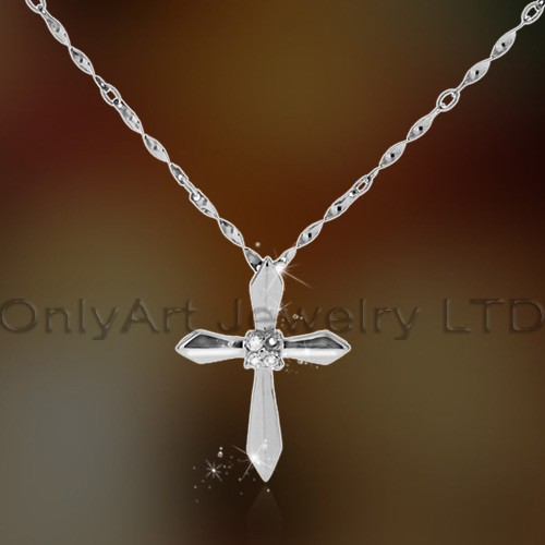 Wholesale Fly Bird Beautiful Cz Set Silver Pendant,High Luxury Fahsion Jewelry OAP0065