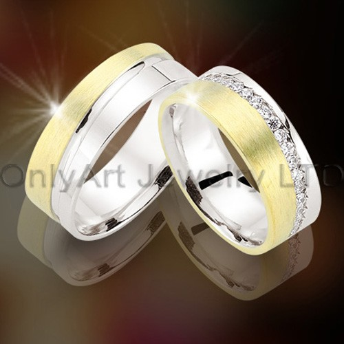 Fashion Couple Rings OAR0014