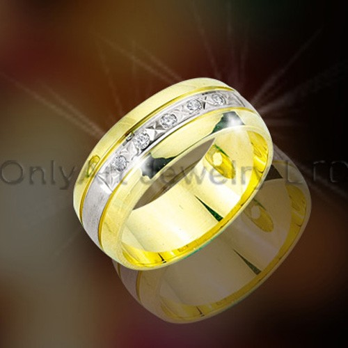 Golden Fashion Ring OAR0020