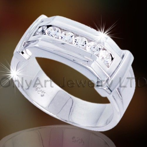 925 Silver Fashion Jewelry Rings OAR0037