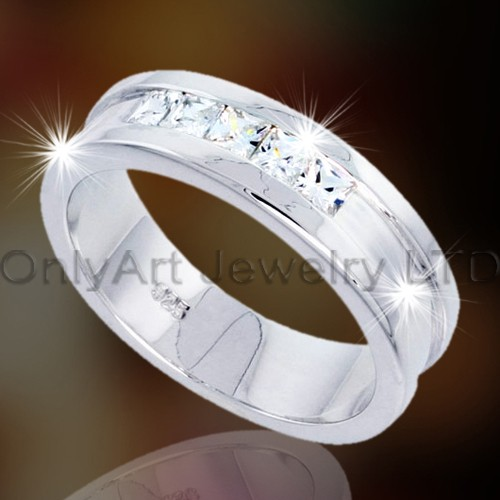 Wholesale Silver Jewellery OAR0050