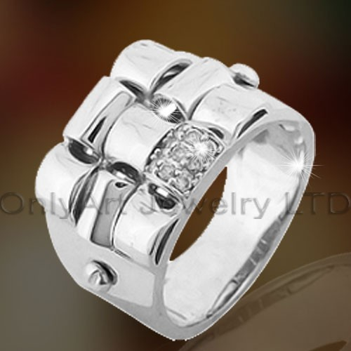 Big Mens Ring OAR0116