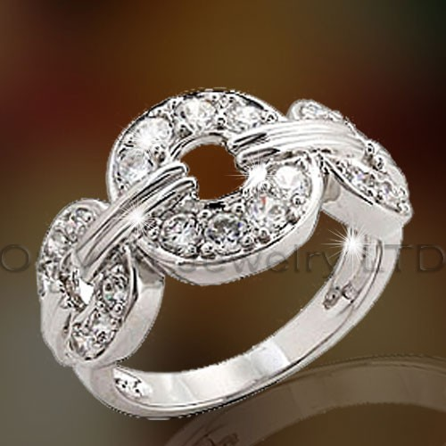 Sterling Silver Rings Jewellery OAR0120