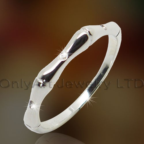 Silver Wedding Rings OAR0128