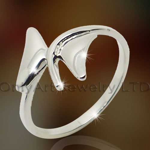 Wedding Silver Jewelry OAR0131