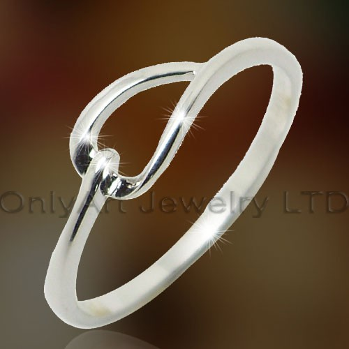 Comfortable Design Wedding Rings OAR0143