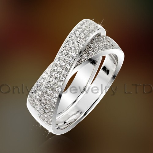 925 Silver Sterling Silver Ring OAR0184