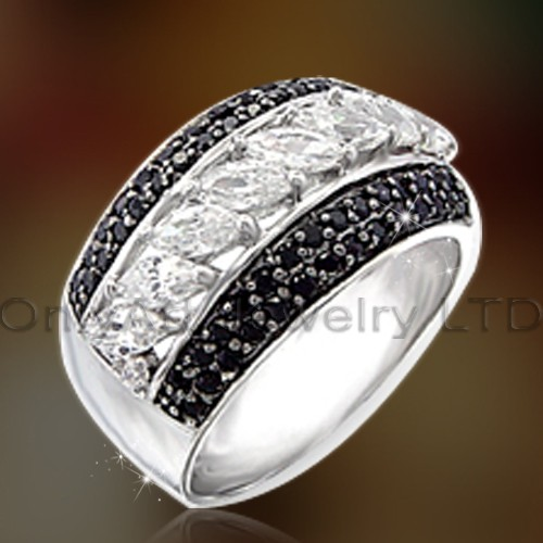 Cheap Jewelry Mens Cz Rings OAR0162
