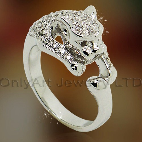 Fashion Silver Rings OAR0188