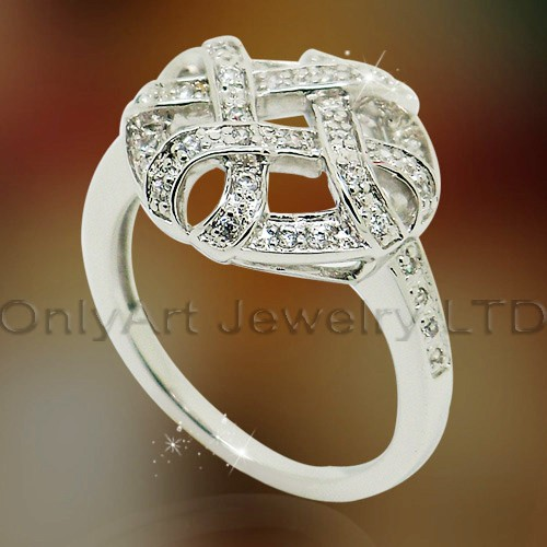 Fashion Silver Rings OAR0189
