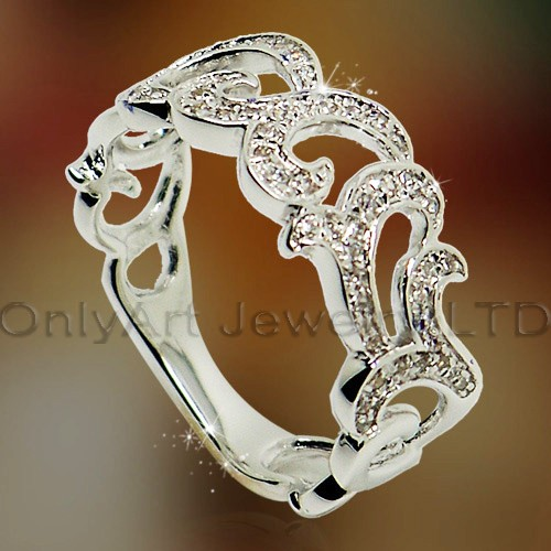 Fashion Silver Rings OAR0190