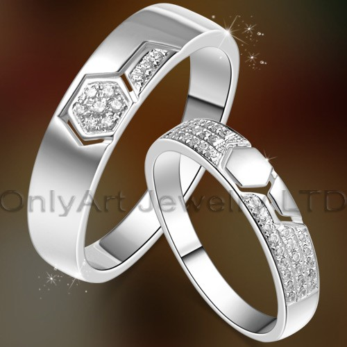 popular new silver jewelry high fashion wholesale silver ring
