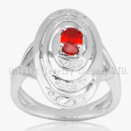 Hot Sales 925 Sterling Silver Ring Jewellery