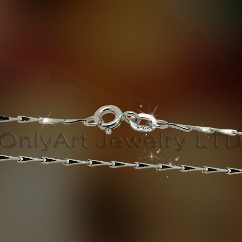 Latest Design Silver Chain OAN0025