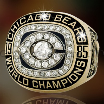 Men Metal Champions Ring Solid Ring OACR0012