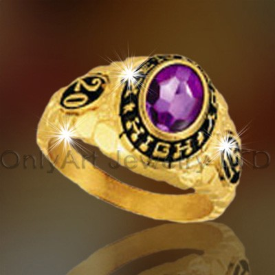 College Ring OACR0039