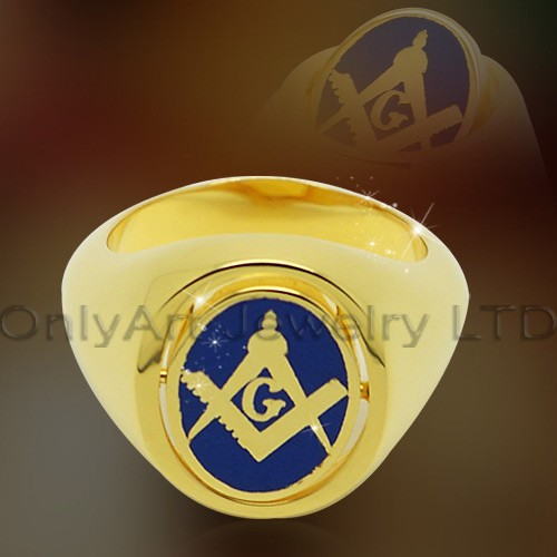 Custom Masonic Rings OACR0048