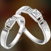 jewelry manufacture 925 silver engagement rings